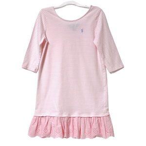 Polo by Ralph Lauren Girls' Cotton Summer Dress